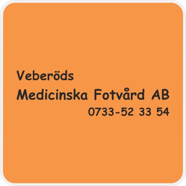 Veberöds Medicinska Fotvård