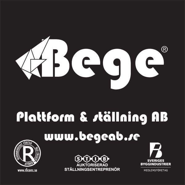 Bege Plattform & Ställning AB
