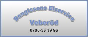 Bengtssons Elservice