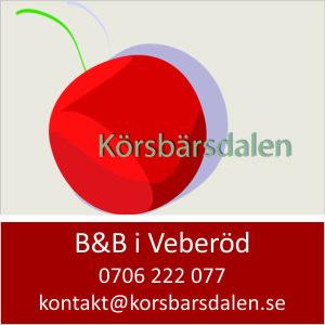 Körsbärsdalens B&B