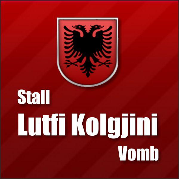 Stall Lutfi Kolgjini